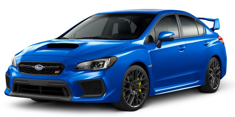 Subaru WRX STI Safety